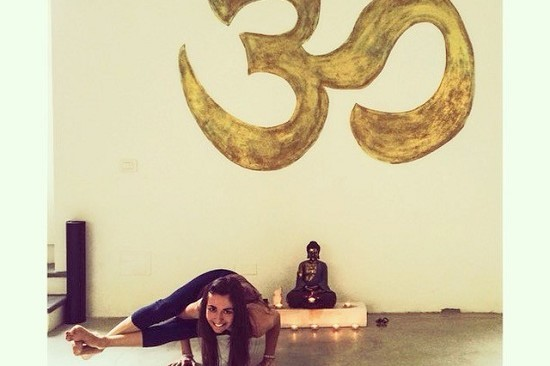 Candida Clemente Yoga Teacher