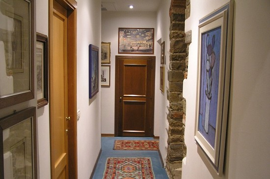 The common corridor